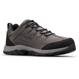 Columbia Terrebonne II Outdry Shoes Herren ti grey steel/blue jay